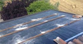 impianto fotovoltaico innovativo installato in loc. San Feliciano - Magione (PG)