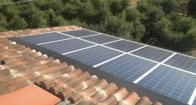 San Feliciano - Magione (PG) - impianto fotovoltaico innovativo