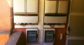 Impianto fotovoltaico in località Sole Pineta - Magione (PG), sviluppa 20KW/p