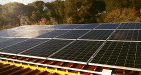 Tuoro sul Trasimeno - impianto fotovoltaico installato in abitazione