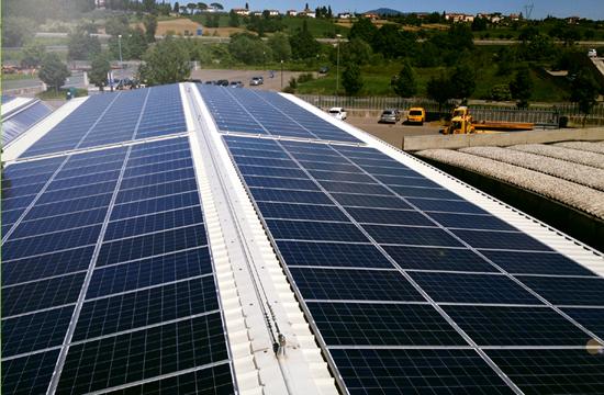 Adeguamento impianti fotovoltaici alla delibera 243